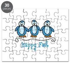HAPPY FEET Puzzle
