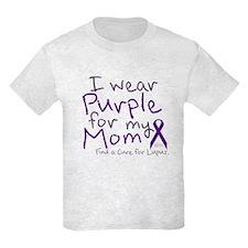 Purple for My Mom T-Shirt