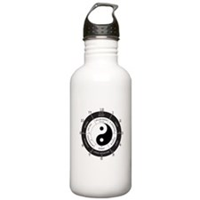 Tcm Clock Stainless Water Bottle 1.0l