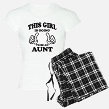 This Girl is going to be an Aunt Pajamas
