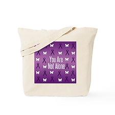 Not Alone Lupus Tote Bag