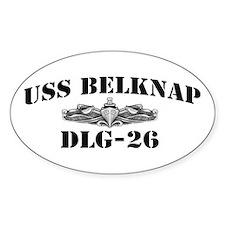USS BELKNAP Decal
