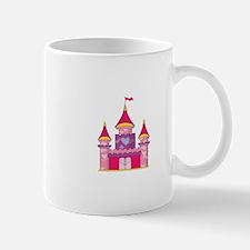 Princess Castle Mugs