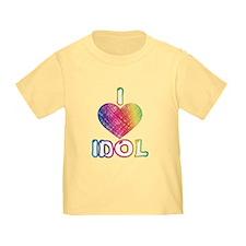 I Heart Idol T