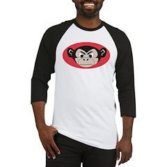 Smiling Monkey Baseball Jersey