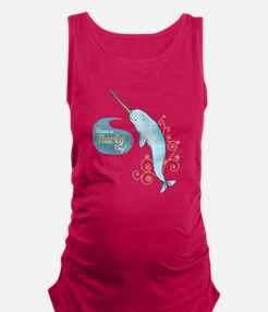 Have a Narly Day! Maternity Tank Top