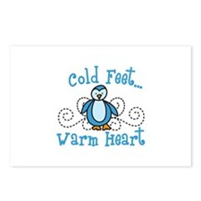 Cold Feet Postcards (Package of 8)