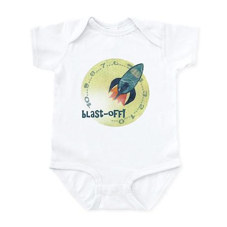 Blast-off Infant Bodysuit