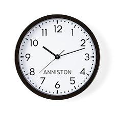 Anniston Newsroom Wall Clock