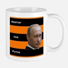 Rootin For Putin (square) Mugs
