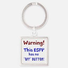ESFP Warning Keychains