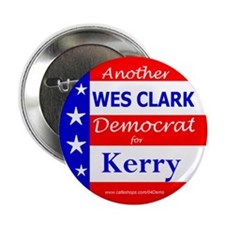 """""""Kerry/Edwards Supporter"""" Button"""