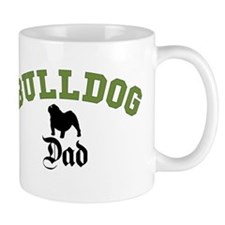 E Bulldog Dad 3 Mug