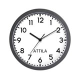 Attila Basic Clocks