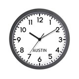 Austin Basic Clocks