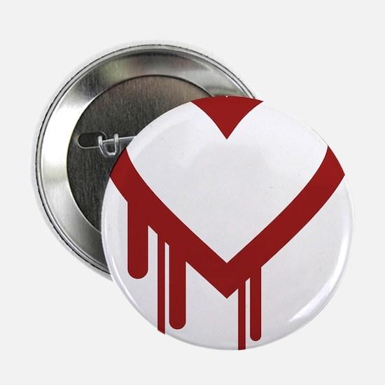 """HeartBleed 2.25"""" Button"""