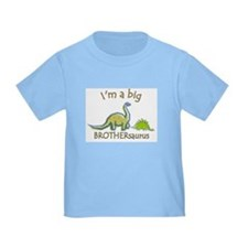 I'm a Big Brother Dinosaur T