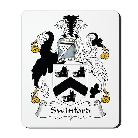 Swinford Mousepad
