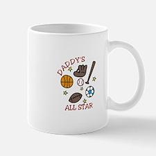 Daddys All Star Mugs