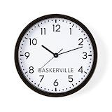 Baskerville Basic Clocks
