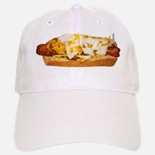 Chili Dog Baseball Baseball Cap
