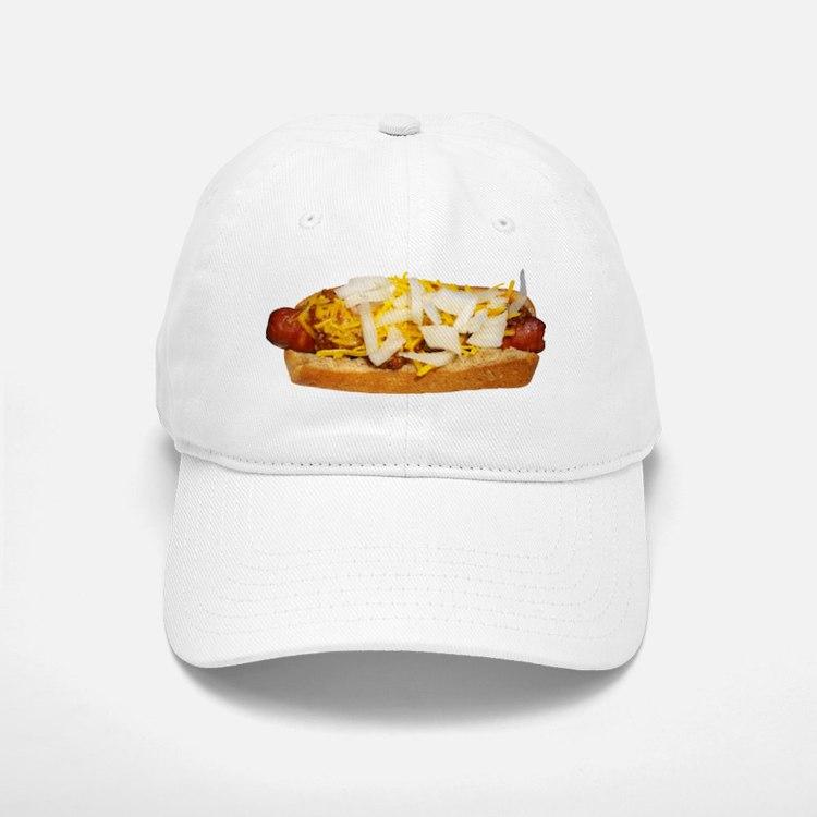 Chili Dog Baseball Baseball Cap