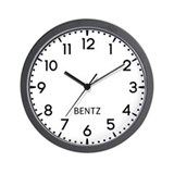 Bentz Basic Clocks