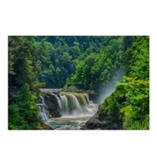 Lower Falls Letchworth Postcards (Package of 8)