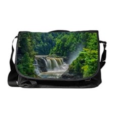Lower Falls Letchworth Messenger Bag