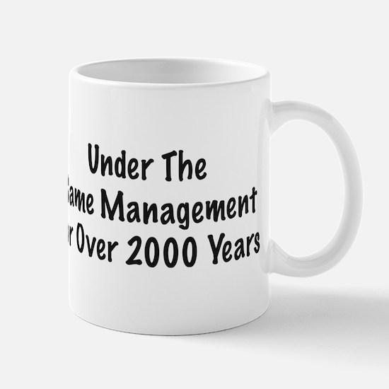 2000years Mugs