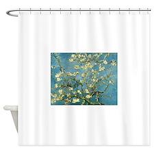 VanGogh Almond Blossoms Shower Curtain