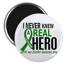 Cerebral Palsy Real Hero 2 Magnet