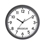 Brodeur Basic Clocks