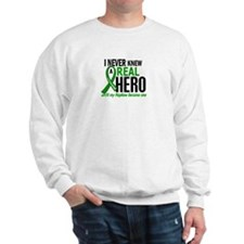 Cerebral Palsy Real Hero 2 Sweatshirt