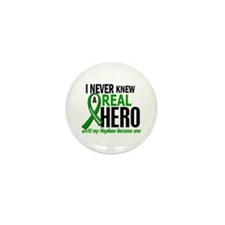 Cerebral Palsy Real Hero 2 Mini Button (10 pack)