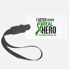Cerebral Palsy Real Hero 2 Luggage Tag