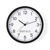 Newsroom buffalo Basic Clocks