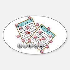 Bingo Cards Decal