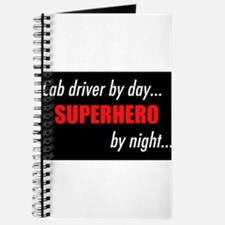 Funny Yellow cab driver Journal
