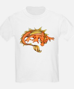Orange Dragon T-Shirt