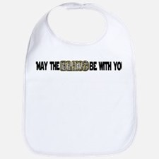 MAY THE BLING BE WITH YOU #2 Bib