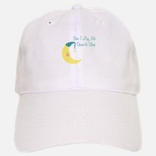 Now I Lay Me Down To Sleep Baseball Baseball Baseball Cap