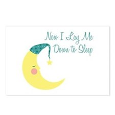 Now I Lay Me Down To Sleep Postcards (Package of 8