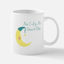 Now I Lay Me Down To Sleep Mugs