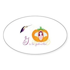 G is for god mother Decal