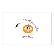 may all your wishes come true Postcards (Package o