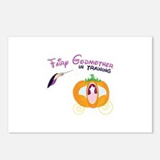 FAiRy GODMOTHER IN TRAINING Postcards (Package of