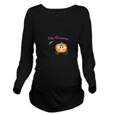 FAiRy GODMOTHER IN TRAINING Long Sleeve Maternity
