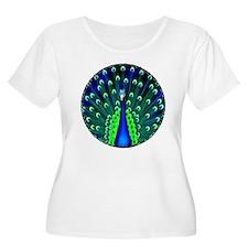 Pretty Peacoc T-Shirt