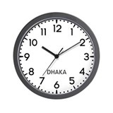 Dhaka Basic Clocks